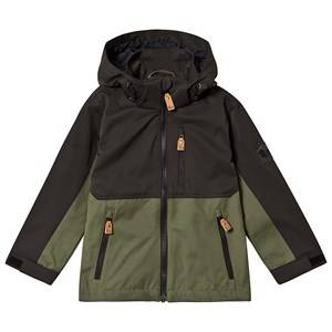 Lindberg Explorer Jacket Green Shell jackets