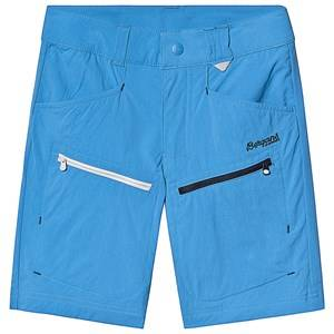 Image of Bergans Utne Youth Shorts Cloud Blue Dk Navy 128 cm (7-8 Years)