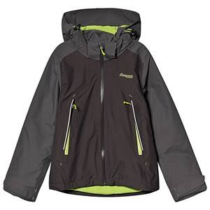 Bergans Sjoa 2 Layer Youth Jkt Solid Charcoal Solid Shell jackets