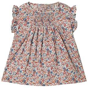 Emile et Ida Liberty Dress Emma 12 Months