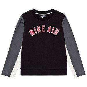 NIKE Black Nike Air Long Sleeve Tee 5-6 years