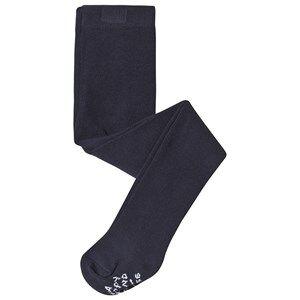 A Happy Brand Stockings Navy 86/92 cm