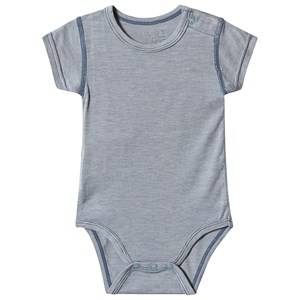 Hust&Claire; Bue Baby Body Blue 50 cm (0-1 Months)