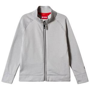 Reima Sweater, Lejr Melange grey 116 cm (5-6 Years)