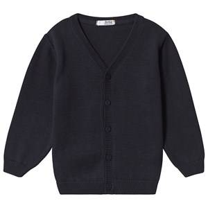Dr Kid Navy Knitted Cardigan 9 months