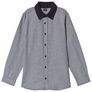 Mini A Ture Blue Sky Captain Mexi Shirt 74 cm (7-9 Months)