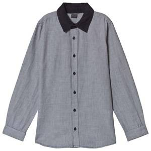 Mini A Ture Blue Sky Captain Mexi Shirt 92 cm (1,5-2 Years)