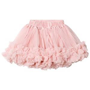 DOLLY by Le Petit Tom Frilly Skirt Rose Pink Medium (6-8 Years)