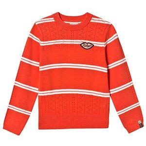 Retour Ellen Sweater Flame Orange 4 years