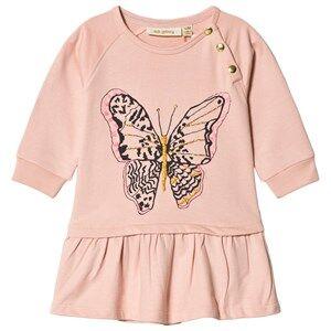 Image of Soft Gallery Krista Dress Peach Beige 12 months