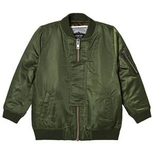 Sometime Soon Calle Bomber Jacket Green 5 Years