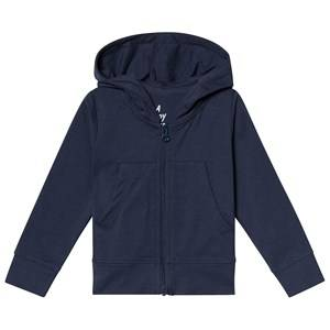 A Happy Brand Baby Hoodie Navy 62/68 cm