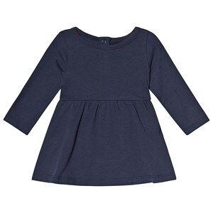 A Happy Brand Baby Dress Navy 62/68 cm