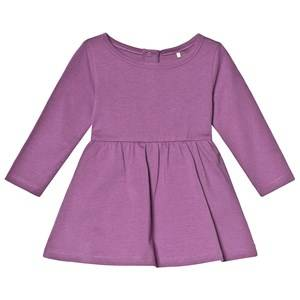 A Happy Brand Baby Dress Purple 86/92 cm