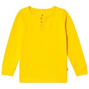 A Happy Brand Grandpa Tee Yellow 86/92 cm