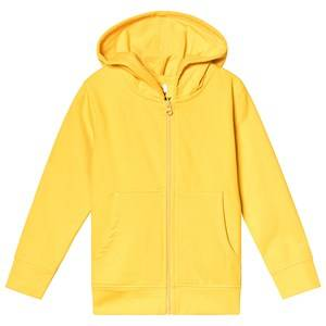 A Happy Brand Hoodie Yellow 122/128 cm