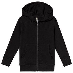 A Happy Brand Hoodie Black 86/92 cm