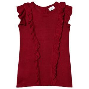 Hust&Claire; Daria Dress Rio Red 86 cm (1-1,5 Years)