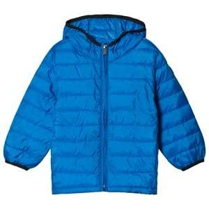GAP ColdControl Lite Puffer Jacket Electric Blue 4 Years