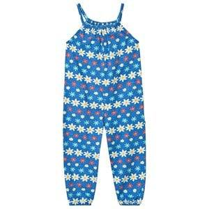 Frugi Jay Floral Jumpsuit 7-8 years