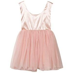 DOLLY by Le Petit Tom Signature Ballet Dress Pink Petite (1-3 Years)