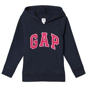 GAP Blue Galaxy Logo Hoodie L (10-11 Years)