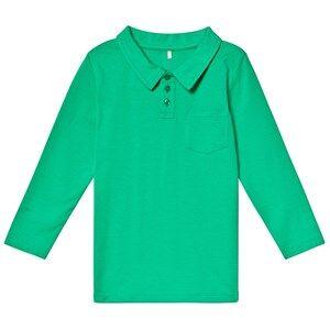 A Happy Brand Polo Shirt Green 134/140 cm