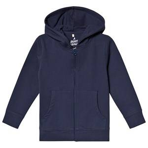 A Happy Brand Hoodie Navy 122/128 cm