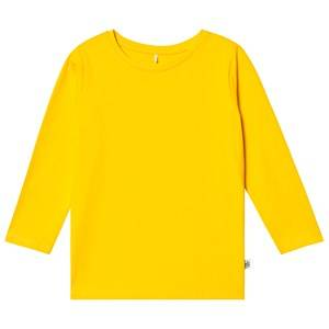 A Happy Brand Long Sleeve T-Shirt Yellow 134/140 cm