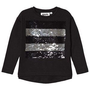 Image of Molo Rejoice T-Shirt Black 104 cm (3-4 Years)