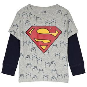 GAP DC Superman 2-in-1 T-Shirt 2 Years