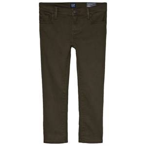 GAP Slim Fit Jeans Wet Moss 6 (6 Years)