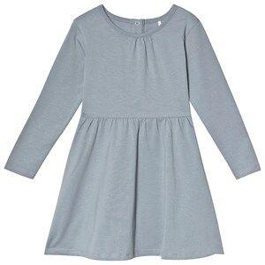 A Happy Brand Long Sleeve Dress Grey 110/116 cm