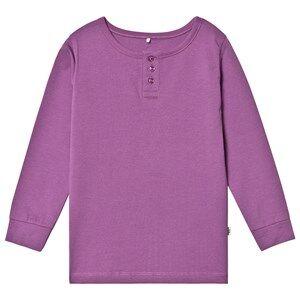 A Happy Brand Grandpa Tee Purple 86/92 cm