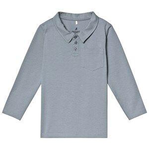 A Happy Brand Polo Shirt Grey 110/116 cm