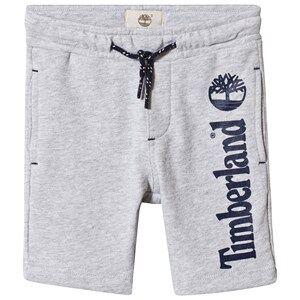 Timberland Grey Logo Sweat Shorts 8 years