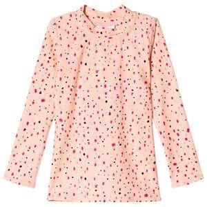 Image of Soft Gallery Astin Sun Shirt Peach Parfait Shimmy 2 years