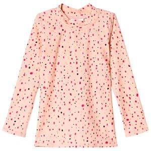 Image of Soft Gallery Astin Sun Shirt Peach Parfait Shimmy 2 years