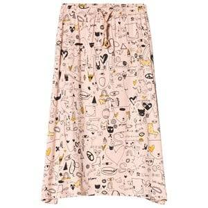 Image of Soft Gallery Paige Skirt Rose Cloud 4 years