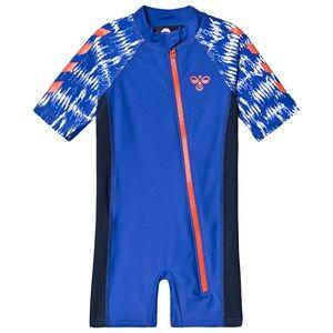 Hummel Sonny Swim UV Suit Surf The Web 74 cm (6-9 Months)