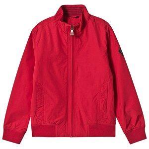 Henri Lloyd Red Bomber Jacket 4-5 years