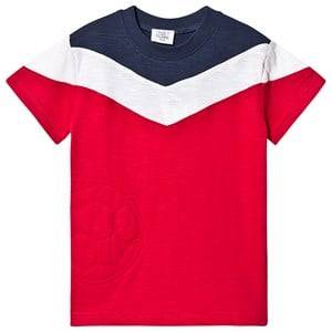 Hust&Claire; Arthur T-Shirt Red 98 cm (2-3 Years)