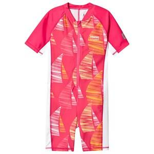 Reima Swim overall, Galapagos Candy pink 92 cm (1,5-2 Years)