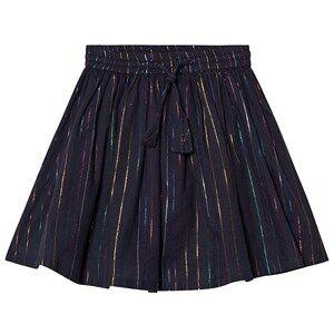 Blune Dancing Queen Skirt Navy/Multicolore 6 Years