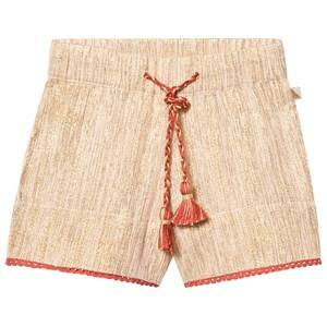 Blune Love Me Tender Shorts White Gold 10 Years