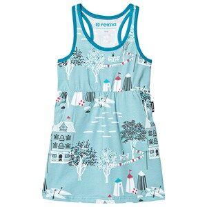 Reima Dress, Luovia Light sky blue 146 cm (10-11 Years)