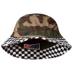 Herschel Lake Youth Bucket Hat Woodland Camo Sun hats