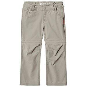 Reima Pants, Silta Clay grey 134 cm (8-9 Years)
