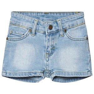 ebbe Kids Maud Denim Shorts Light Blue Denim 104 cm (3-4 Years)