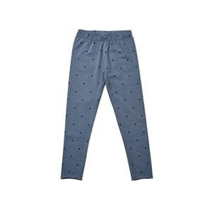Image of Liewood Marie Leggings Classic Dot/Blue Wave 56 cm (1-2 Months)